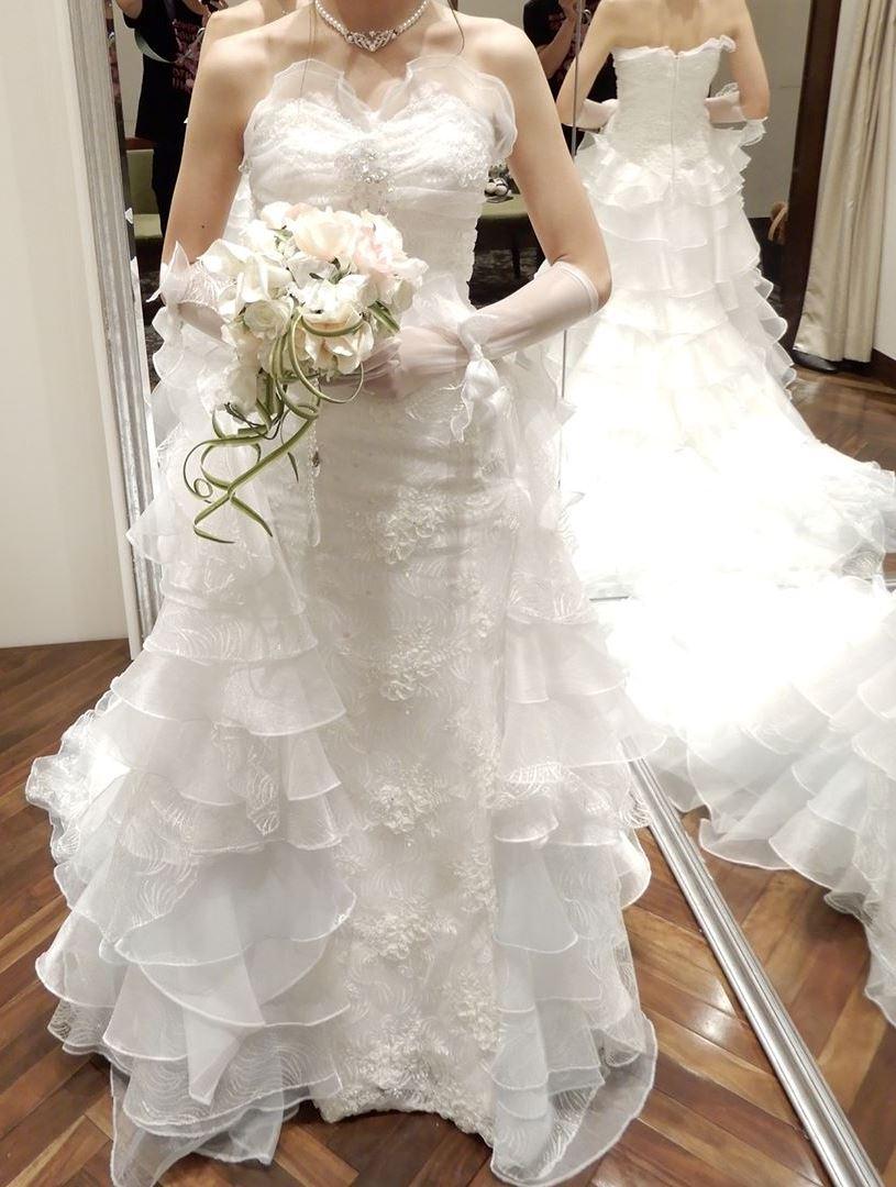 憧れのディズニープリンセスになる夢がかなう♡ミラコスタオリジナルドレスを紹介 で紹介している画像