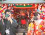 京都 前撮り フォトジェニック 八坂庚申堂 くくり猿