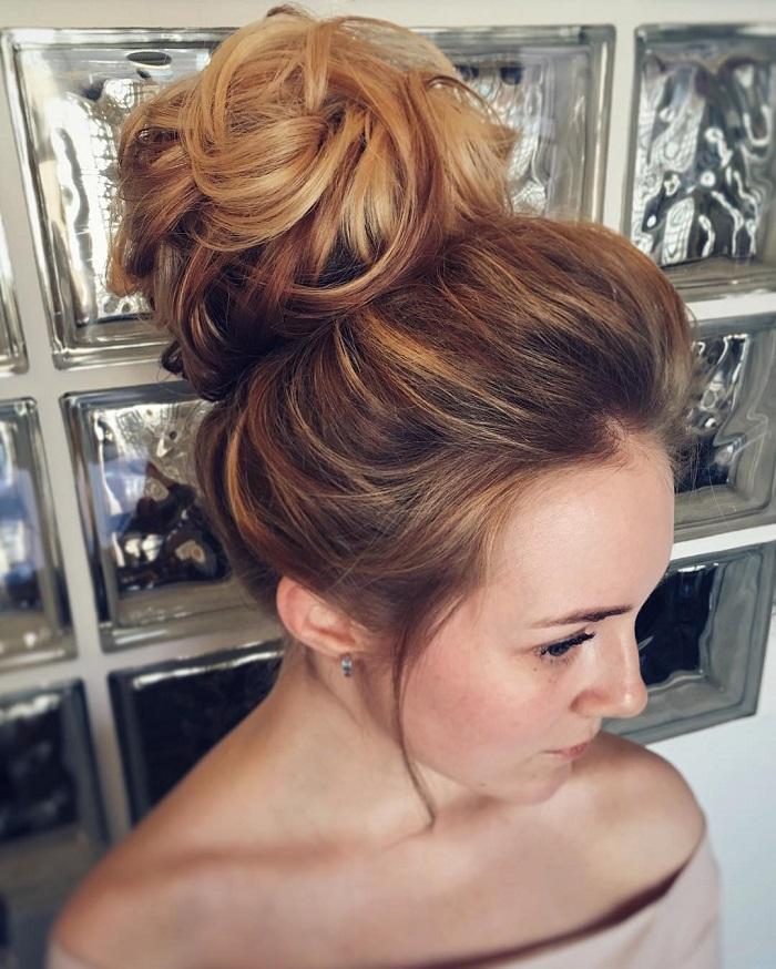 輪郭別!あなたに似合うスタイルが必ず見つかる結婚式の髪型 で紹介している画像