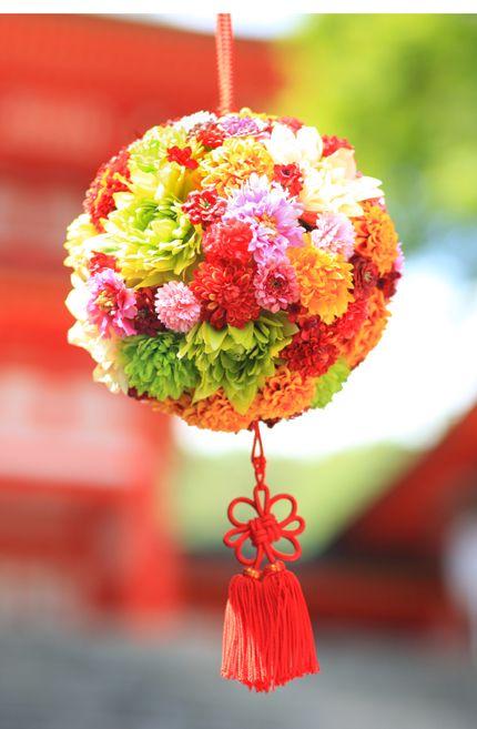 だって日本だもん!四季のウェディングブーケ♡お花と花言葉をご紹介! で紹介している画像