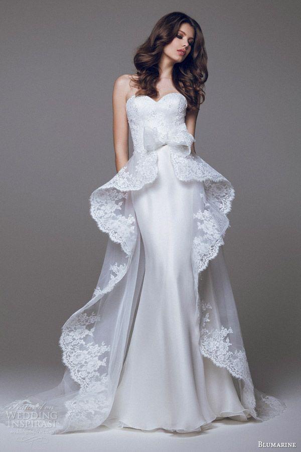 ウェディングドレス種類別レッスン【マーメイドライン】で理想の花嫁に♡ で紹介している画像