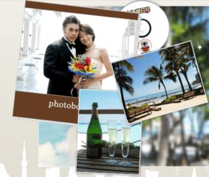 結婚式だけじゃない!二次会&新婚旅行もきれいにお安くアルバムに♡ で紹介している画像