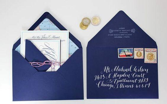 <元ウェディングプランナーが教える>いつ発送?どう渡す?結婚式の招待状の正しい送り方レッスン で紹介している画像