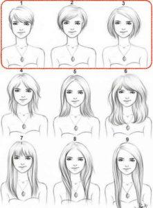 【ショートヘア】のためのお呼ばれヘアスタイル☆40選 で紹介している画像