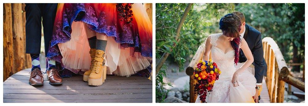 アーティストが生んだ芸術作品☆世界中をトリコにしたエアブラッシュド・ウェディングドレス で紹介している画像