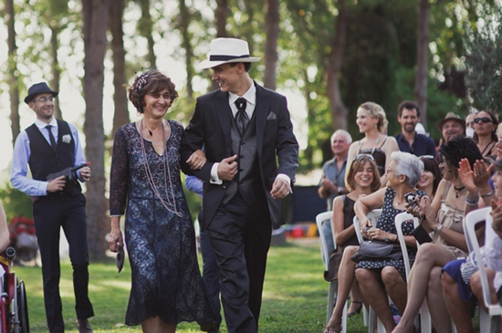 <ウェディングプランナーが教える>父親?母親と?バージンロードのエスコート役について で紹介している画像