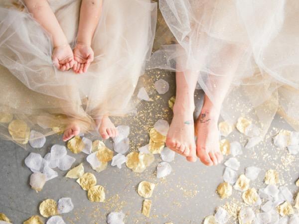 子供と一緒に挙げる結婚式を素敵に叶える、結婚式準備のポイント☆ で紹介している画像