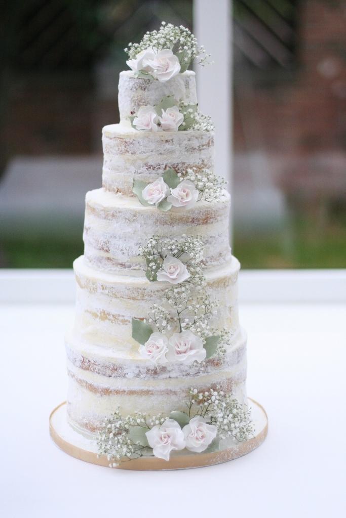 """憧れのNY 発!可愛すぎるネイキッド・ケーキ""""Naked Cake""""ってどんなケーキ? で紹介している画像"""