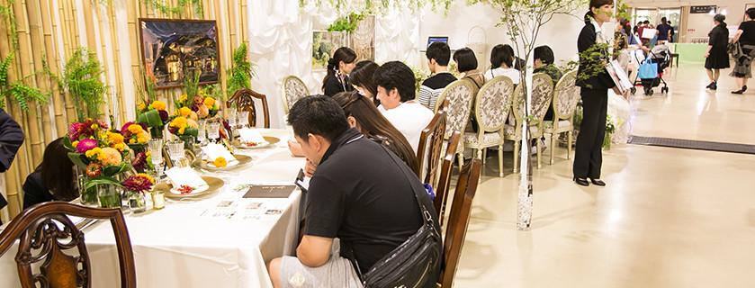 <プレ花嫁さん必見!>ブライダルフェスタbyハナユメが3月4日5日に開催! で紹介している画像
