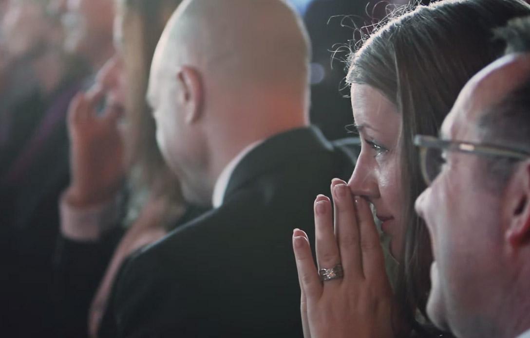 号泣必至☆新郎から新婦の子どもへ捧げた誓い で紹介している画像