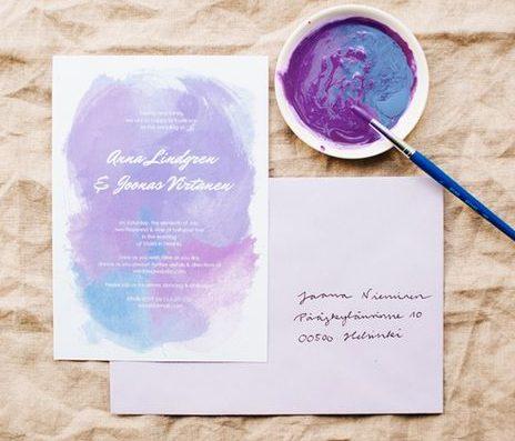 絶対行きたい!と思わせる【招待状】かわいいカラー別デザイン♡ で紹介している画像