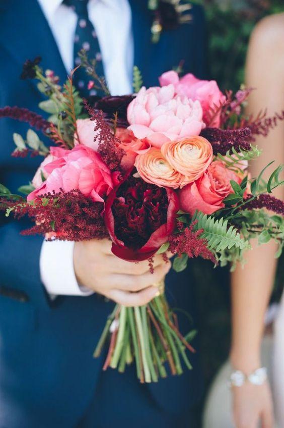 """かすみ草の次はこれ☆天使の羽みたいに繊細な""""アスチルベ""""のお花を使った結婚式アイディアをご紹介します で紹介している画像"""