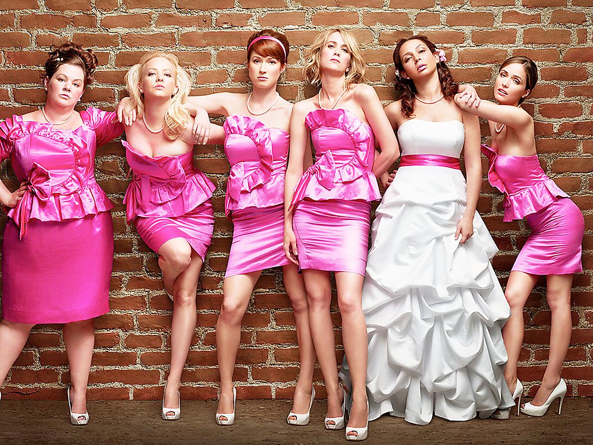 結婚式の新定番。いまさら聞けない、ブライズメイドについてもっと知りたい! で紹介している画像