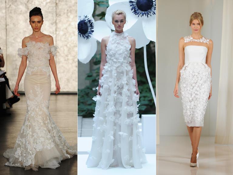 NY発☆2016秋冬 ウェディングドレスのトレンド 5選 で紹介している画像