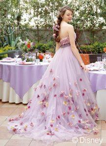 ディズニーウェディングならチェックしたい!かわいすぎるクラウディアのプリンセスドレス♡ で紹介している画像