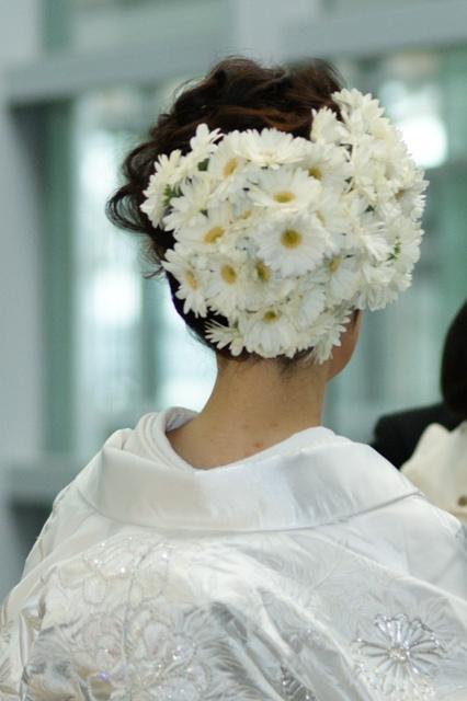 和装花嫁必見!白無垢の髪型一覧☆各ヘアスタイルのメリット・デメリットまで徹底伝授☆ で紹介している画像