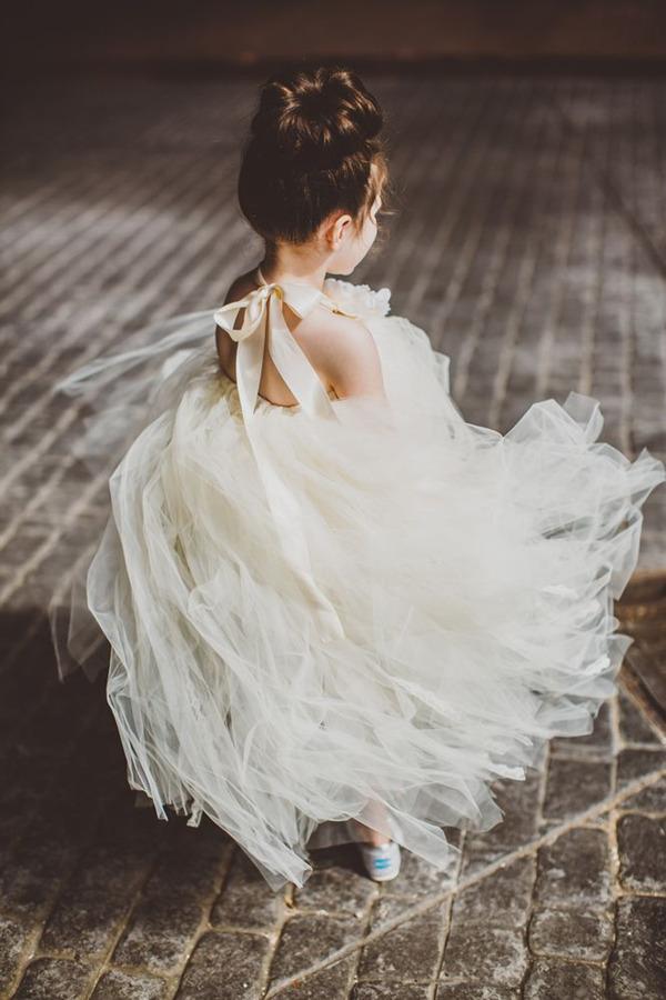 """天使みたいにかわいい""""フラワーガール""""のアイディアと知っておくべきマナー で紹介している画像"""