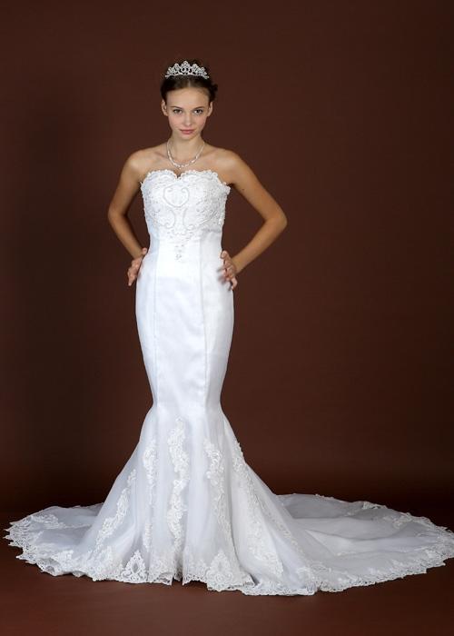 ウェディングドレス種類別レッスン【マーメイドライン】で理想の花嫁に♡ で