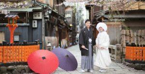自然と笑顔になれる街♡前撮りは京都でフォトジェニックに♡ で紹介している画像