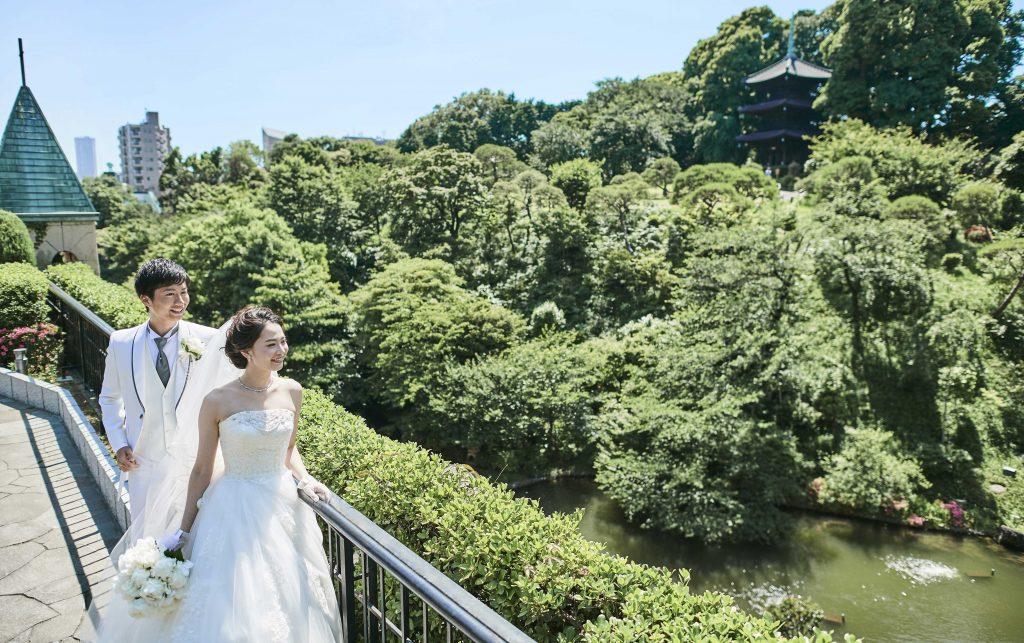 東京【和風】結婚式場…椿山荘・八芳園・雅叙園おすすめは?ウェディングプランナーが比較♡ で紹介している画像