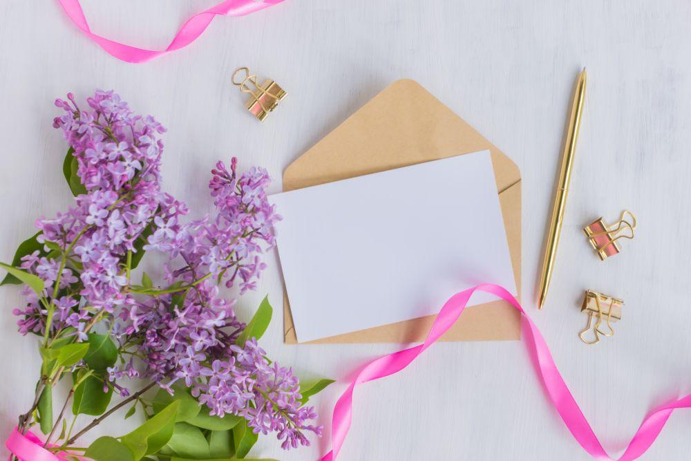 おすすめの花嫁の手紙♡おしゃれな4タイプの手紙&便箋デザイン〜18選〜 で紹介している画像