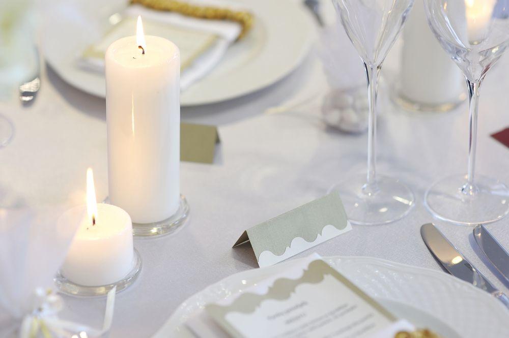温かな灯火に包まれて♡結婚式のキャンドル活用術をご紹介 で紹介している画像