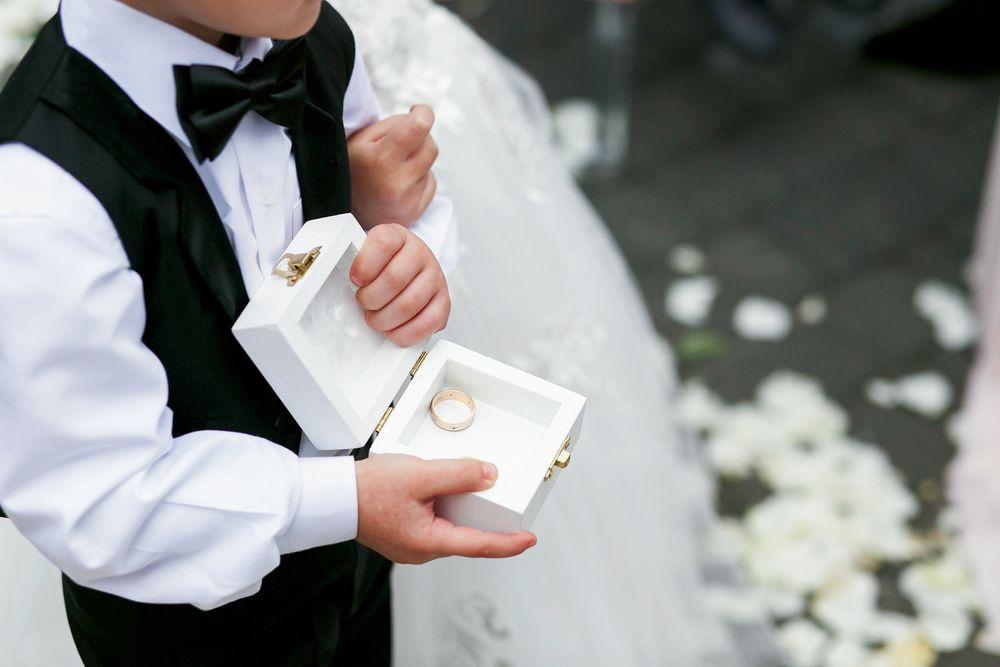 結婚式にエンジェルたちをご招待♡子供にお願いしたい演出役割リスト で紹介している画像