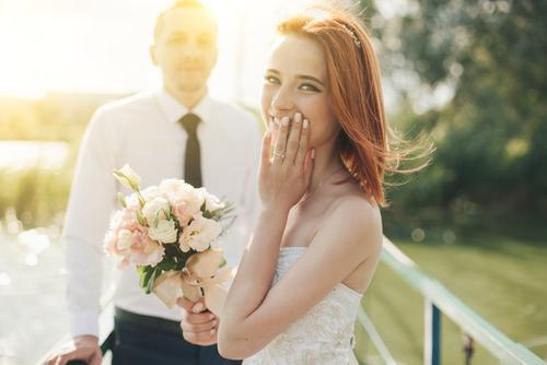 試食やドレス試着も楽しめるブライダルフェア、実は彼とのデートに最強におすすめ♡ で紹介している画像