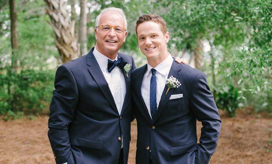 モーニング?礼服?知っておくべき結婚式の父親の服装マナー