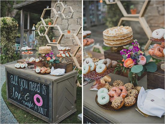 インスタで話題!海外で大人気のオンブレ・ドーナツのレシピとアイデア☆ で紹介している画像
