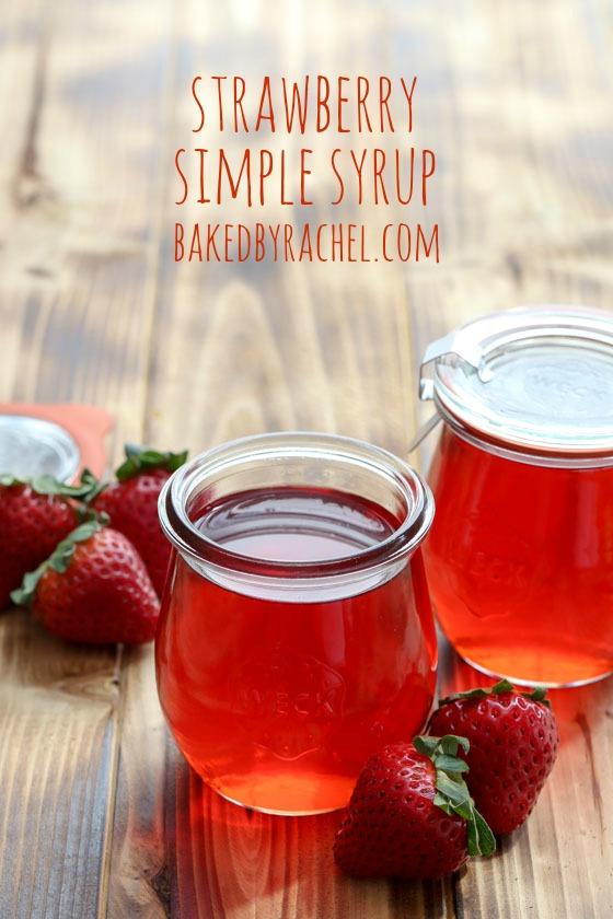 冷蔵庫に常備すべし。自家製シロップ&ハーブとフルーツたっぷりフレーバーシロップのDIYレシピ で紹介している画像