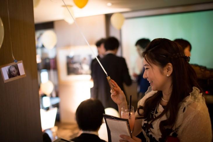 大切なゲスト、一人ひとりに伝えたい!メッセージを贈る演出のアイディア☆ で紹介している画像
