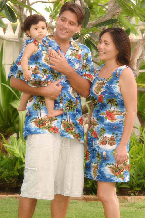 <元ハワイ在住プランナーが教える>ハワイ挙式☆ゲストの服装マナー で紹介している画像